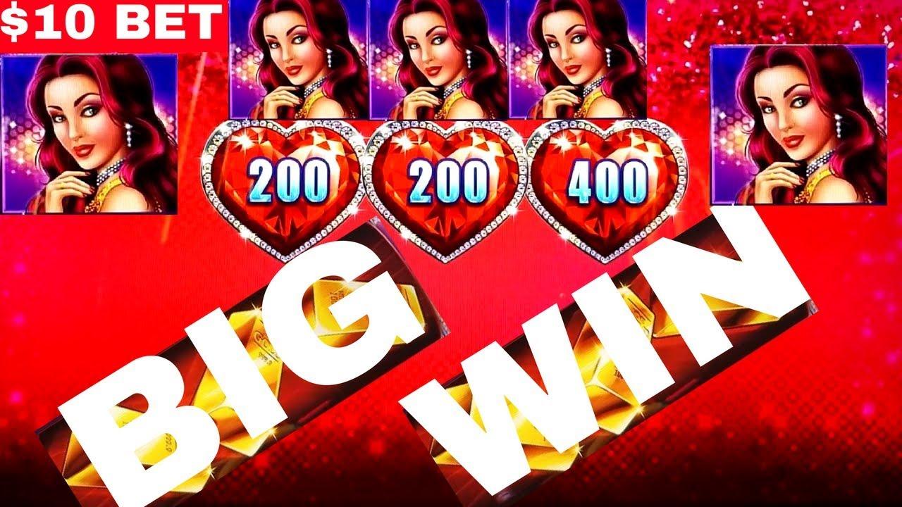 Lock It Link Slot Machine Big Win W 10 Bet Awesome