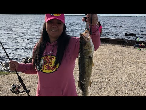 LESSER SLAVE LAKE | 2 DAY FISHING TRIP | WALLEYE & PIKE |