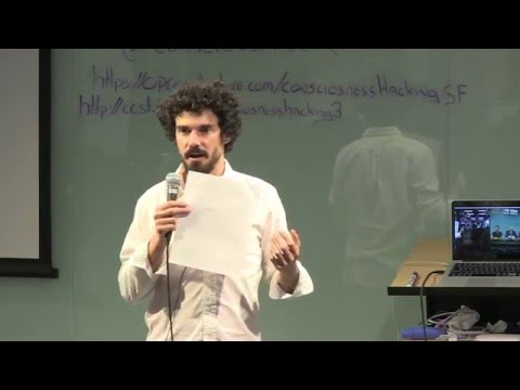 Brain Synchronization | Dr. Michael Persinger @ Consciousness Hacking SF