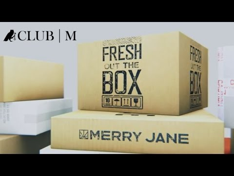Fresh Out The Box: Unboxing ClubM's MBox Cannabis Subscription Box