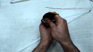 ремонт монитора PHILIPS Brilliance 220S замена подсветки на светодиодную