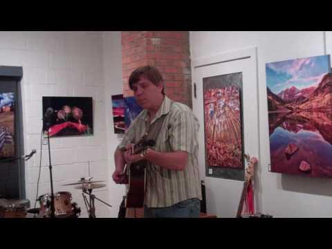 David Dondero - Freight Train-Civil Engineer Medley - Kreuser Gallery - June 16, 2017