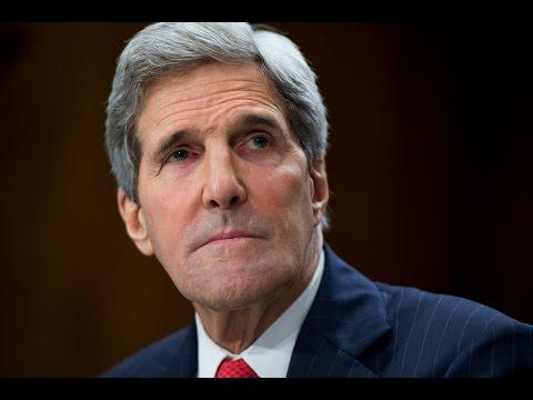 John Kerry Testifies Before Senate Foreign Relations