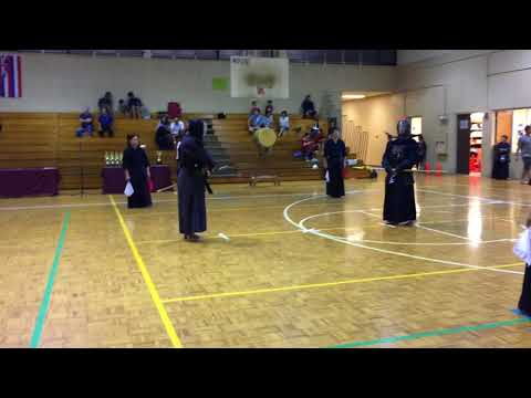 Aiea Taiheiji Kendo Tournament - November 19, 2017