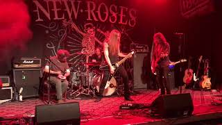 The New Roses - Ride with me (Live feat. Klaus the bus driver @ Southampton)