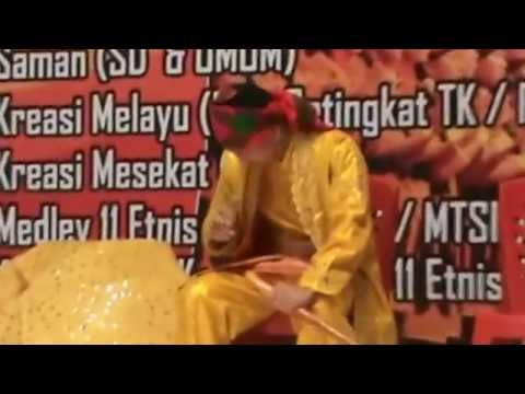 Festival Leuser Agara: Cerita Legenda Silayakh dan Bru Dinam Dari Aceh Tenggara