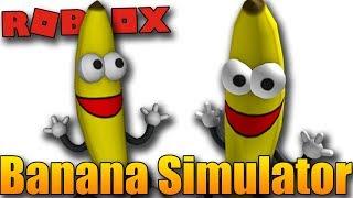 ŠÍLENÝ BANÁNOVÝ SIMULÁTOR!😱😂 | ROBLOX: Banana Simulator