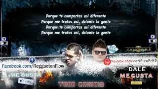 """Todo Cambio"" Con Letra - Farruko ft. Gotay ★Reggaeton 2012★ TMPR"