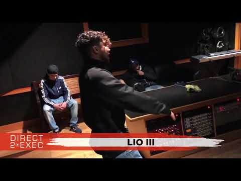 Lio III (@Braulioiii) Performs at Direct 2 Exec Los Angeles 3/4/18 - Dreamville Records