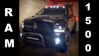 my old truck ram 1500 modifications
