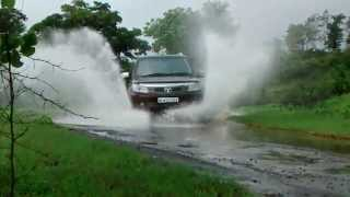 Tata Safari Storme Offroad