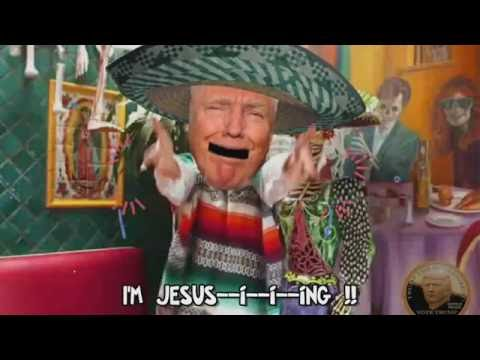 'Trump's the King'-Parody of Michael Bublé's'Everything'