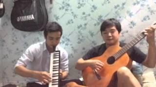 Mariage d'amour ( Melodica Nguyễn Quyết, Guitar Công Phương)