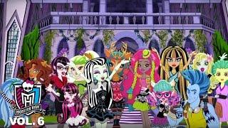 Lekcja kreatywności | Monster High