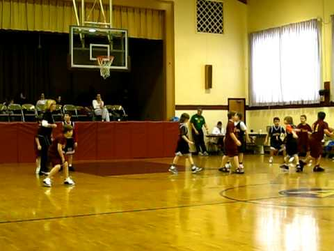 IC vs St. Anthony Northvale away Jan 24, 2009