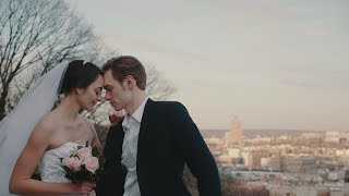 Chirstine & Christian NYC Elopement Video