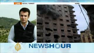 Update on Syria from Hatay Province, Turkey