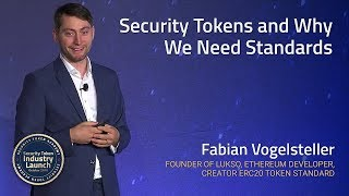 Creator of ERC20 Token Standard Explains Why Security Tokens Need Standards