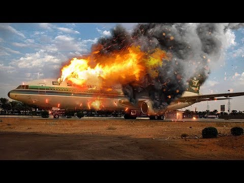 Fatal Delay   No One Has Ever Left This Aircraft   Up in Flames   Saudia Flight 163