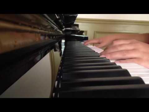 Hoppípolla for Piano