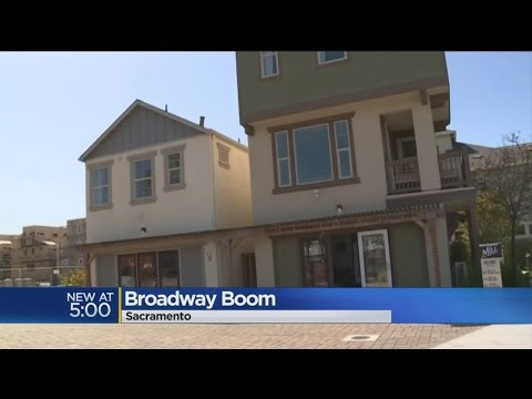 Broadway Revitalization Breathing Life Into Part Of Sacramento