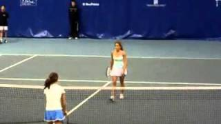 TIM ESSONNE - First Girls Semifinals 2011