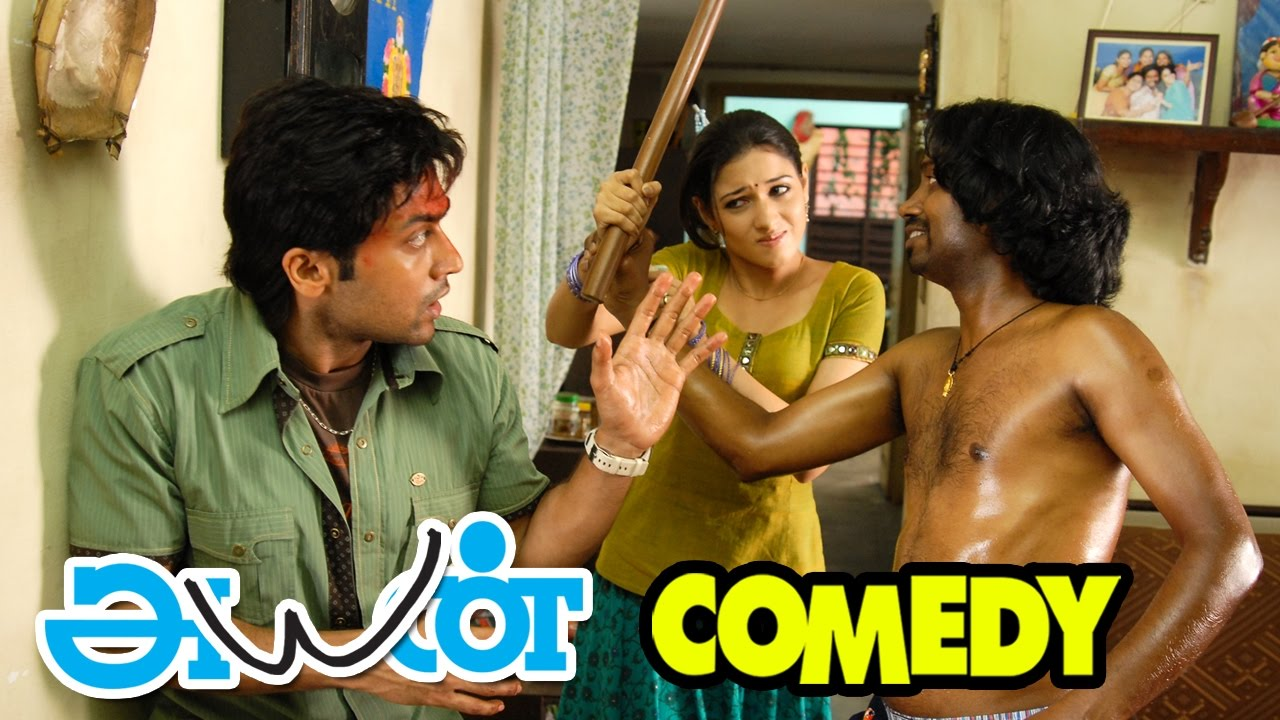 All About Surya Only About Surya 24 The Movie: Surya Meets Tamannaah