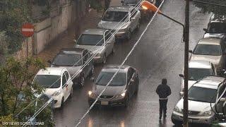 الأردن.. أمطار غزيرة وخسائر مادية