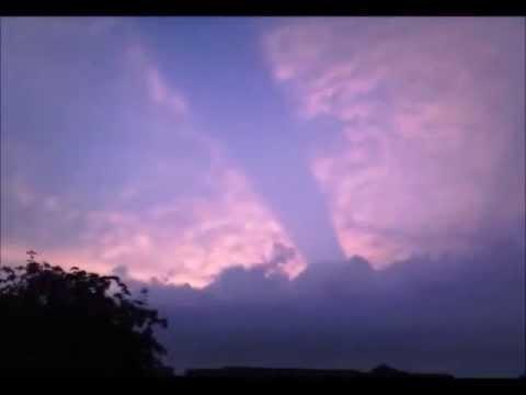 Electric Blue SLASH Splits the Sky WIDE Open Revealing 'Parallel Universe' Hqdefault