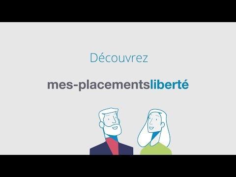 Contrat d'assurance-vie mes-placements Liberté