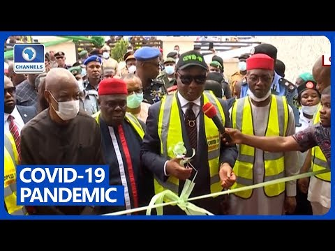 Imo State Government Commissions COVID-19 Isolation Centre