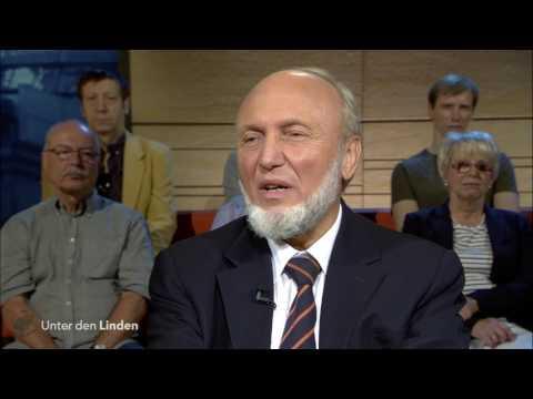 """Unter den Linden: """"Neuer Wind in Europa - Wie lieb und teuer ist uns die EU?"""" vom 22.05.17"""