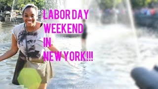 New York Trip | Labor Day Weekend 2014 Thumbnail