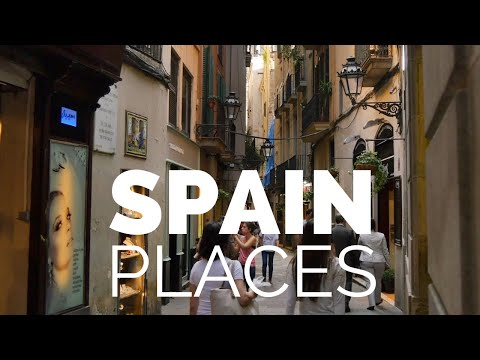 10 Best Places to Visit in Spain - Travel Video