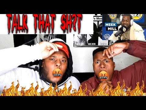 BEST REACTION!! MEEK MILL | FUNK FLEX | #Freestyle118  REACTION