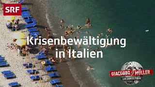 Krisenbewältigung in Italien | Giacobbo / Müller | SRF Comedy