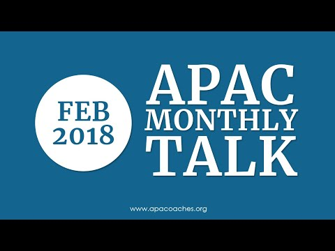Using Neuroscience in Coaching || APAC Monthly Talk