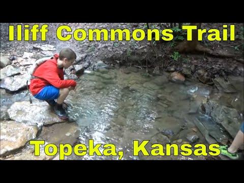 Iliff Commons Trail Topeka, Kansas 2019