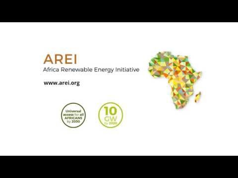 Africa Renewable Energy Initiative (AREI) Presentation