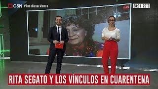Entrevista a la antropóloga Rita Segato en Brotes Verdes