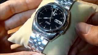 SEIKO 5 Automatic SNK361K1,SNK361KC unboxing [HD] thumbnail