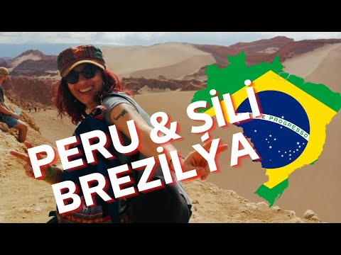 Yollar Bitmez   Filiz Demirel Ile Peru & Şili & Brezilya Turu Hakkında