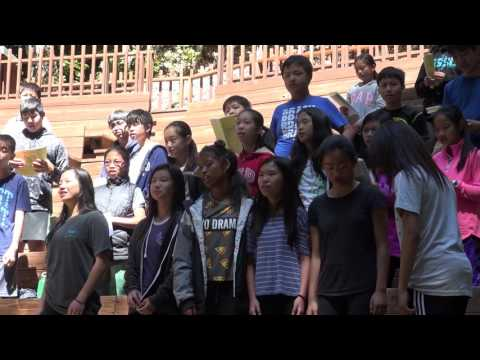 2017 Cornerstone Middle School Camp