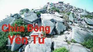 Nhật Minh chinh phục đỉnh cao Yên Tử | cảm giác khi lên đỉnh chùa Đồng