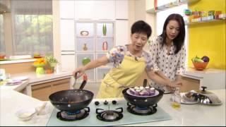 2013 10 04 紅咖喱肉醬拌茄子 annie