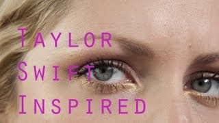 Taylor Swift Inspired Make-up Thumbnail
