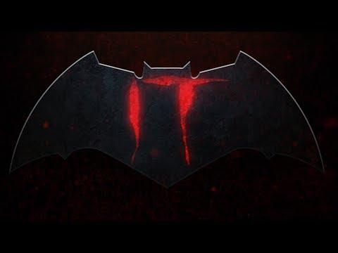 Batman vs IT/Pennywise Teaser (Fan-Made) [HD]