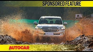 Toyota Off-Road Camp 2018 | Sponsored Feature | Autocar India