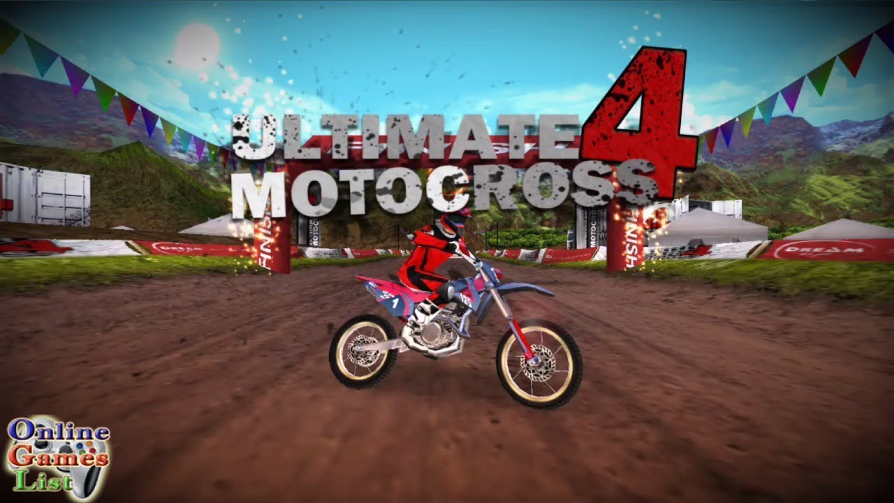 motocross 4 game
