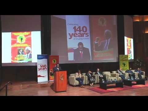 Walter Sisulu Memorial Lecture